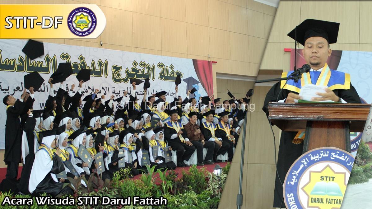 Wisuda STIT Darul Fattah Tahun 2019