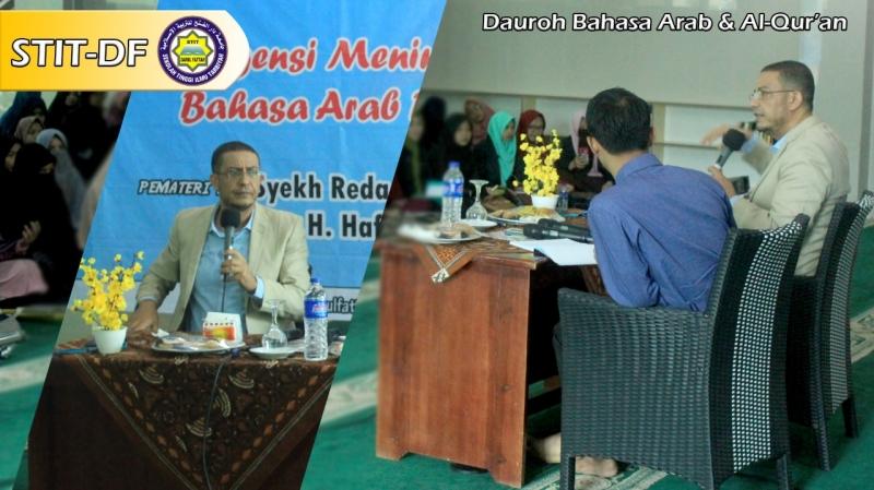 Seminar Bahasa Arab bersama Native Speaker